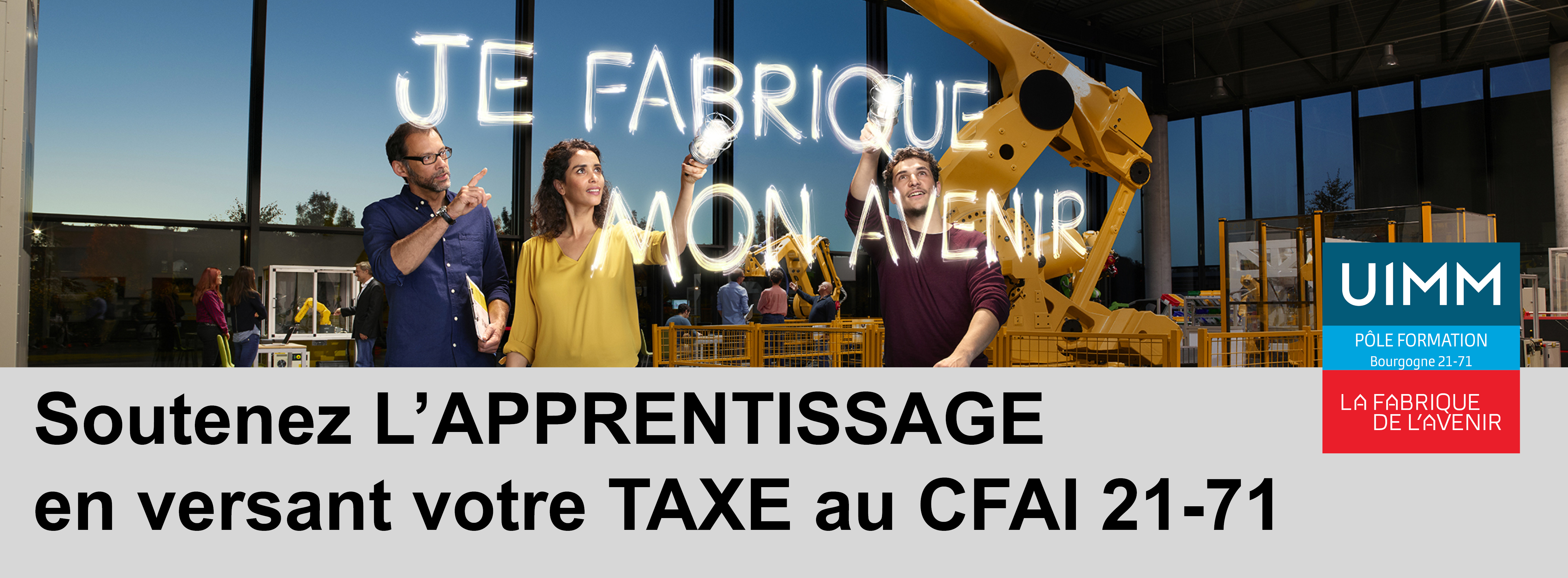 Bandeau Taxe
